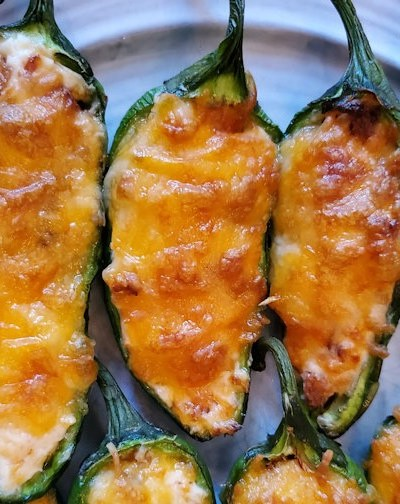 Air Fryer Stuffed Jalapeno Peppers recipe – Spicy and Flavorful