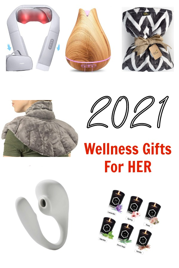 2021 Gift Guide: wellness gifts for her