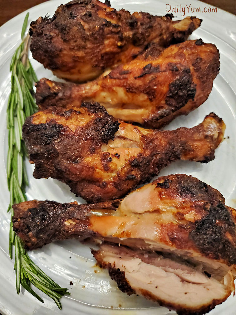 Air Fryer Chicken Masala (Murghi) Drumsticks