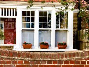 Elegant sash Windows