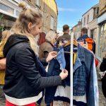 market days, selling. fashion brand, pop-up, shop, eCommerce