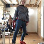 sustainable fashion, handmade, pattern cutting, gender fluid, oversized, comfortable