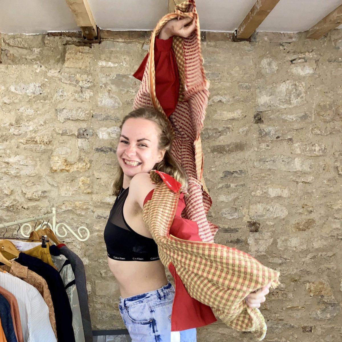 Daines Atelier Sustainable Circular Fashion England