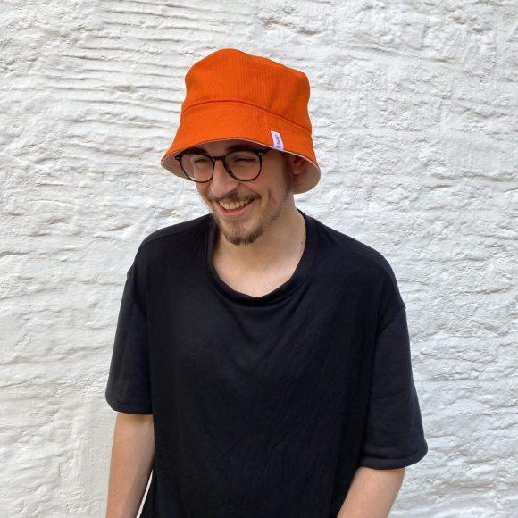 Bucket Hats worn by Jordan Law