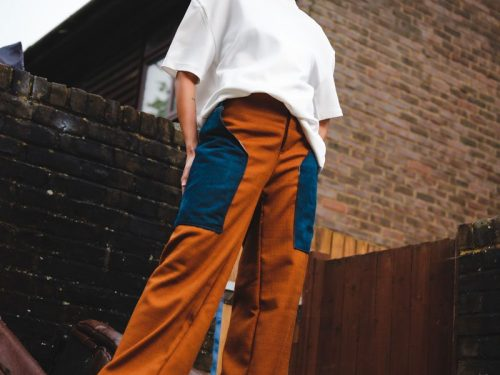 Altered To Fit Trousers