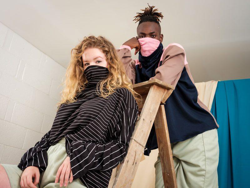 Deadstock unisex fashion gender fluid fashion