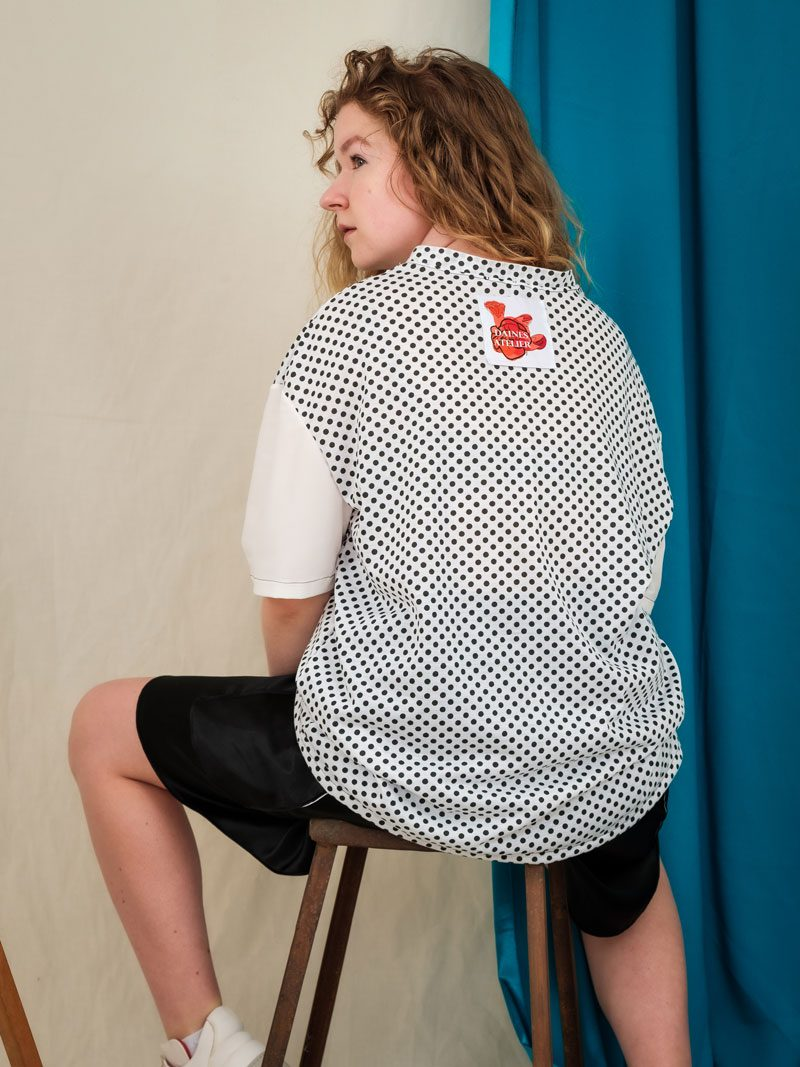 Oversized Tee Shirt Edgy Streetwear urban style unisex