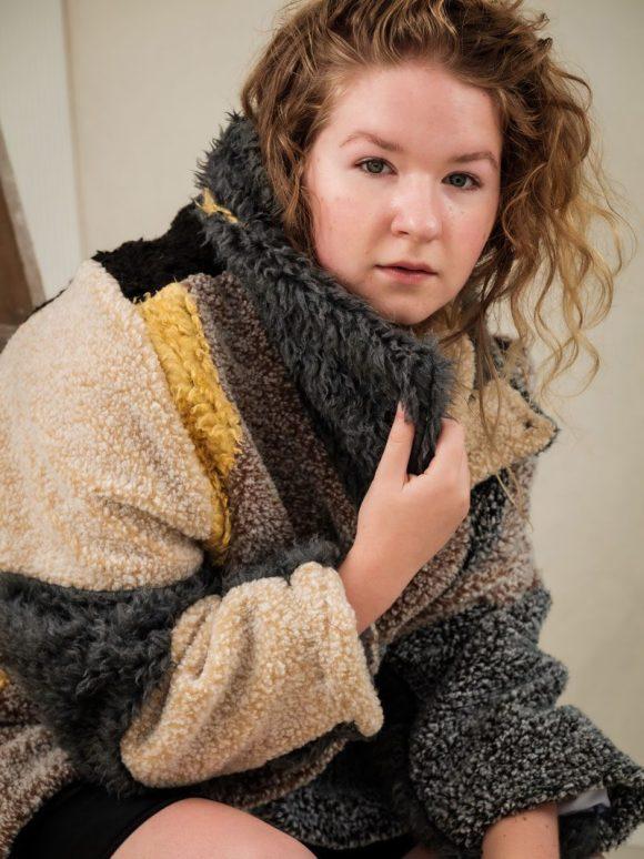 urban streetwear ethical fashion oversized coat