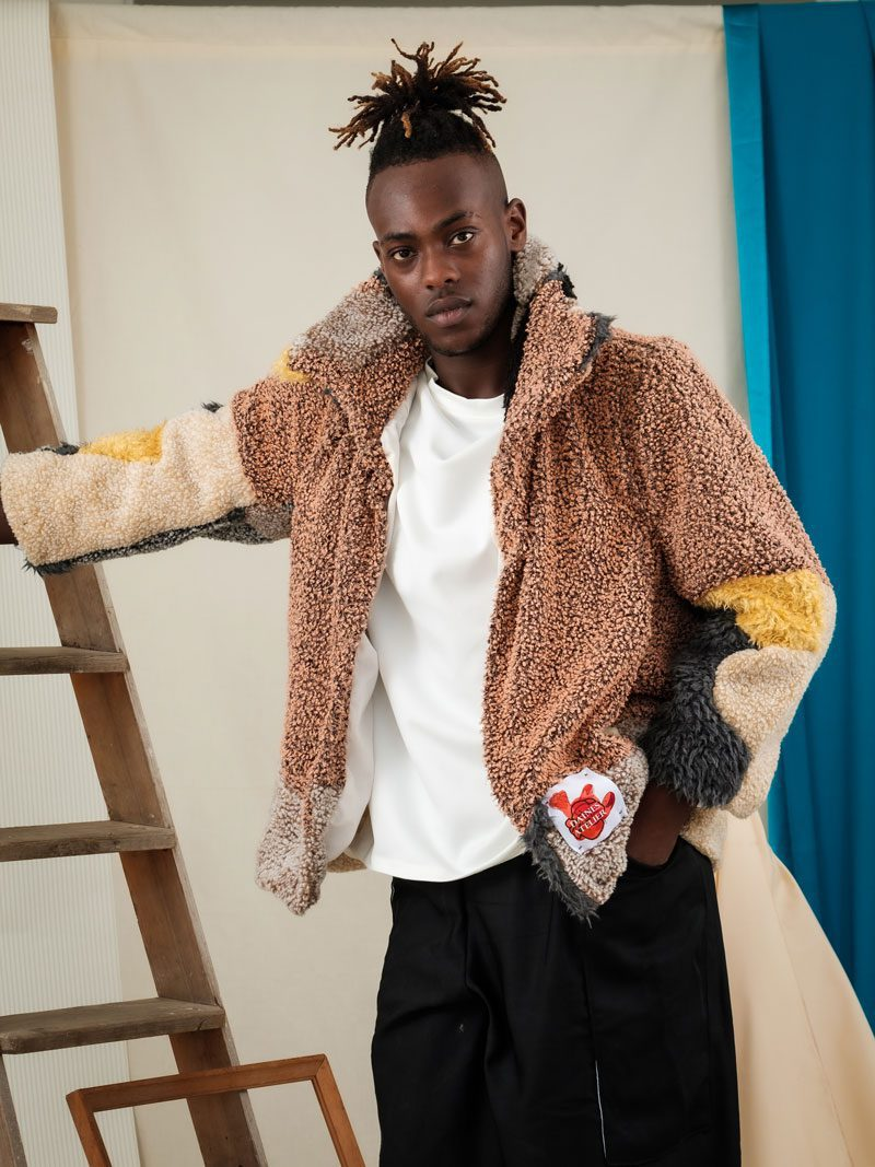 Teddy Bear Coat Unisex Oversized Streetwear Urban