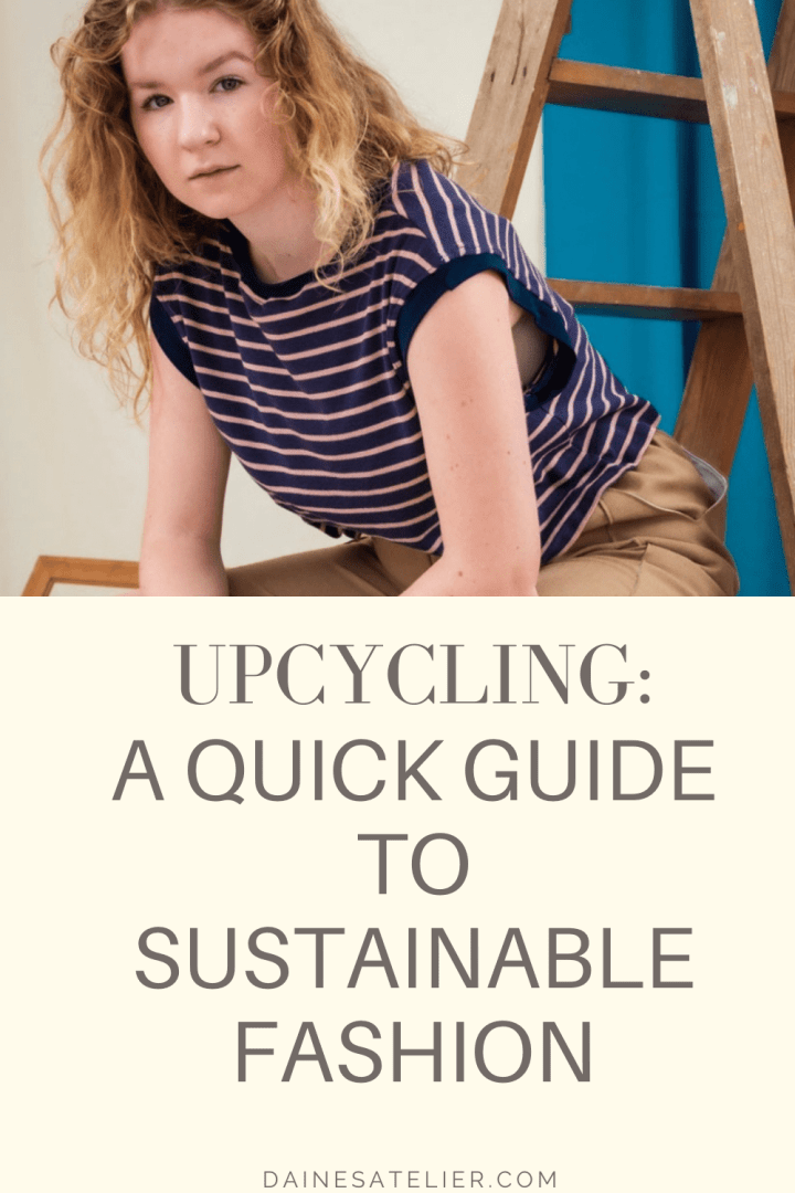 Pinterest Pin Sustainable Fashion Guide