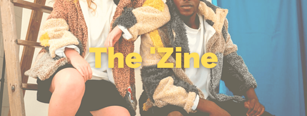 the zine blog circular fashion sustainable ethical blog