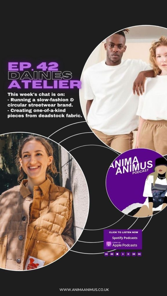 Anima Animus Podcast Ep.42 slow and circular fashion