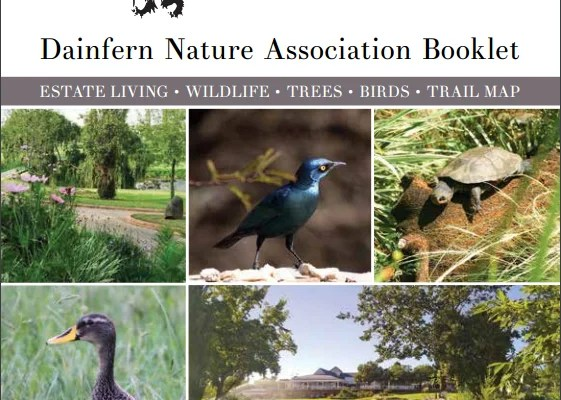 Dainfern Nature Association Booklet