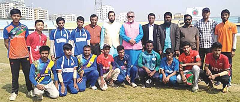 চট্টগ্রাম ব্লাইন্ড ক্রিকেট আবাসিক ক্যাম্প সম্পন্ন