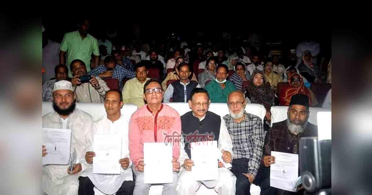 চসিক নির্বাচন: প্রতীক বরাদ্দ পেলেন ৬ মেয়র প্রার্থী