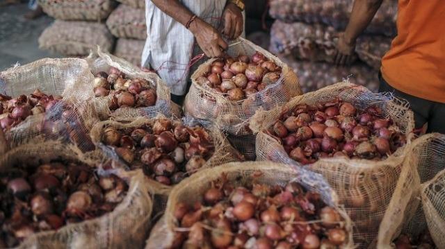 রাজশাহীতে নতুন পেঁয়াজের দাম পেয়ে খুশি কৃষক