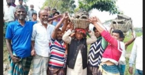গৌরীপুর সহনাটি ইউনিয়নের চেয়ারম্যান আব্দুল মান্নান মাটি ও মানুষের নেতা
