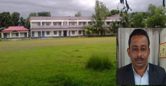 শিক্ষা বিস্তারে অগ্রণী ভুমিকা রাখছেন ভাষা শহীদ আব্দুল জব্বার স্মৃতি উচ্চ বিদ্যালয়