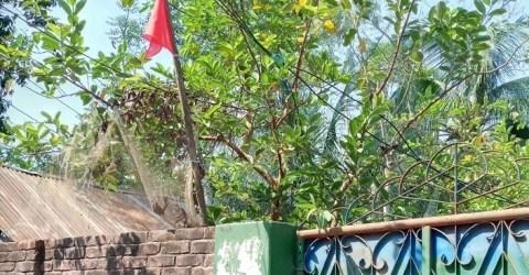 শ্বাসকষ্টে জামাইয়ের মৃত্যু, লকডাউন শ্বশুরবাড়ি