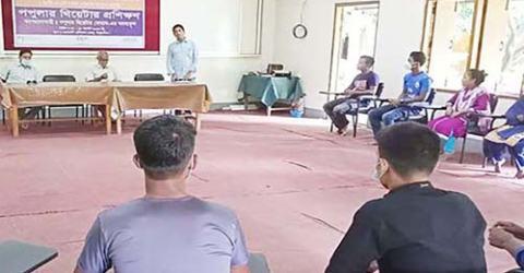 ঠাকুরগাঁওয়ে মানবাধিকার বিষয়ক প্রশিক্ষণ অনুষ্ঠিত