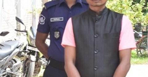 হালুয়াঘাটের স্বদেশী ইউপি চেয়ারম্যান জিহাদ সিদ্দিকী ইরাদ সাময়িক বরখাস্ত