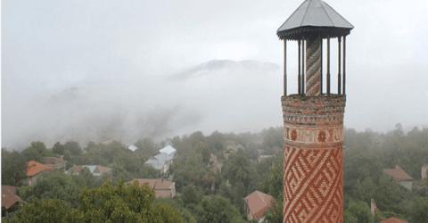 ২৮ বছর পর নাগোরনো-কারাবাখে আজানের ধ্বনি