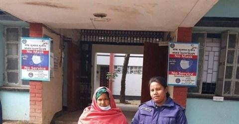 ঠাকুরগাঁওয়ে মাদক মামলায় নারীর ১০ বছরের কারাদণ্ড