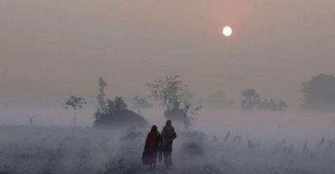 জানুয়ারির মাঝামাঝি আসছে তীব্র শৈত্যপ্রবাহ