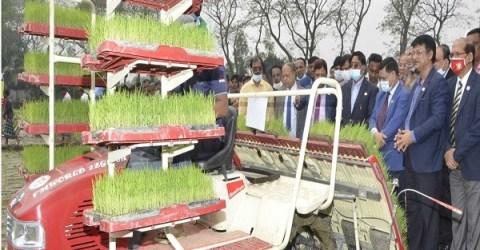  'সমলয়' পদ্ধতির চাষে কৃষকের সময় ও শ্রম খরচ কমবে : কৃষিমন্ত্রী