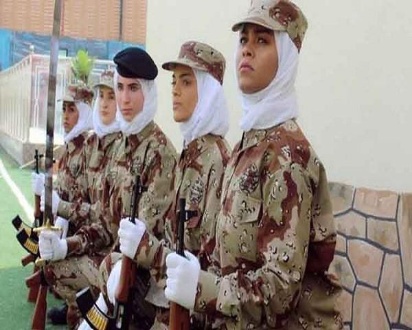সামরিক বাহিনীতেও যোগ দিতে পারবে সৌদি নারীরা