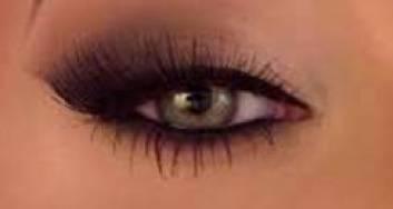 false lashes, mascara, Katherine Pierce look, The Vampire Diaries
