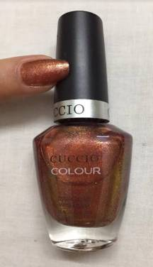 cuccio nail polish review