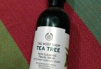 The Body Shop Tea Tree Skin Clearing Face Wash Review
