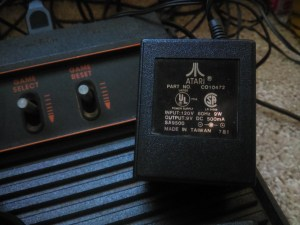 Atari 2600 were coded.. But, its quite easy to hook up an oscilloscope to a pin to verify and/or tweak.