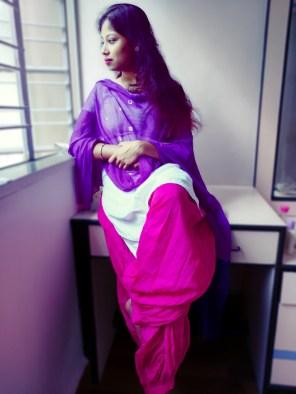 Indian ethnic fashion
