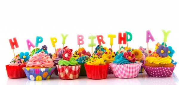 Beautiful-birthday-cupckes