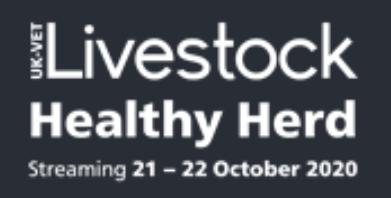 UK Vet Conference logo