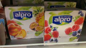 Alpro Soya Yoghurts