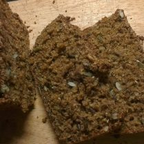 Dairy Free Brown Bread
