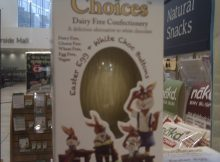 Choices White Choc Eggs with Buttons