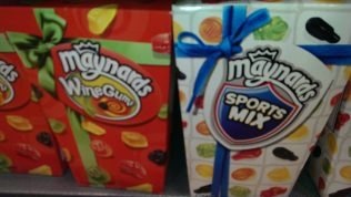 Maynards Wine Gums and Sports Mix