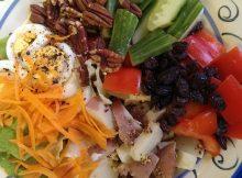 Wednesday's Salad