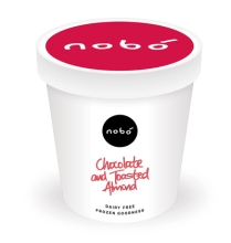 nobó Chocolate and Toasted Almond (Image: nobó)