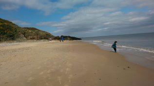 Ballymoney Beach