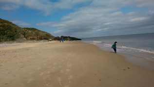 Ballymoney Beach