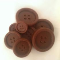 Sam's Pantry Chocolate buttons
