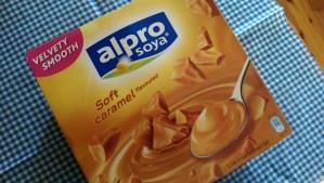 Alpro Caramel Dessert