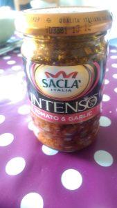 Tomato & Garlic Intenso Stir In Image: dairyfreekids