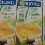 Vanilla Soya Dessert