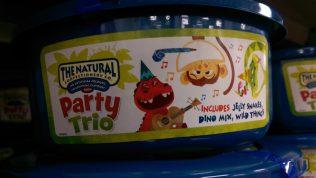 natural confectionery company party trio